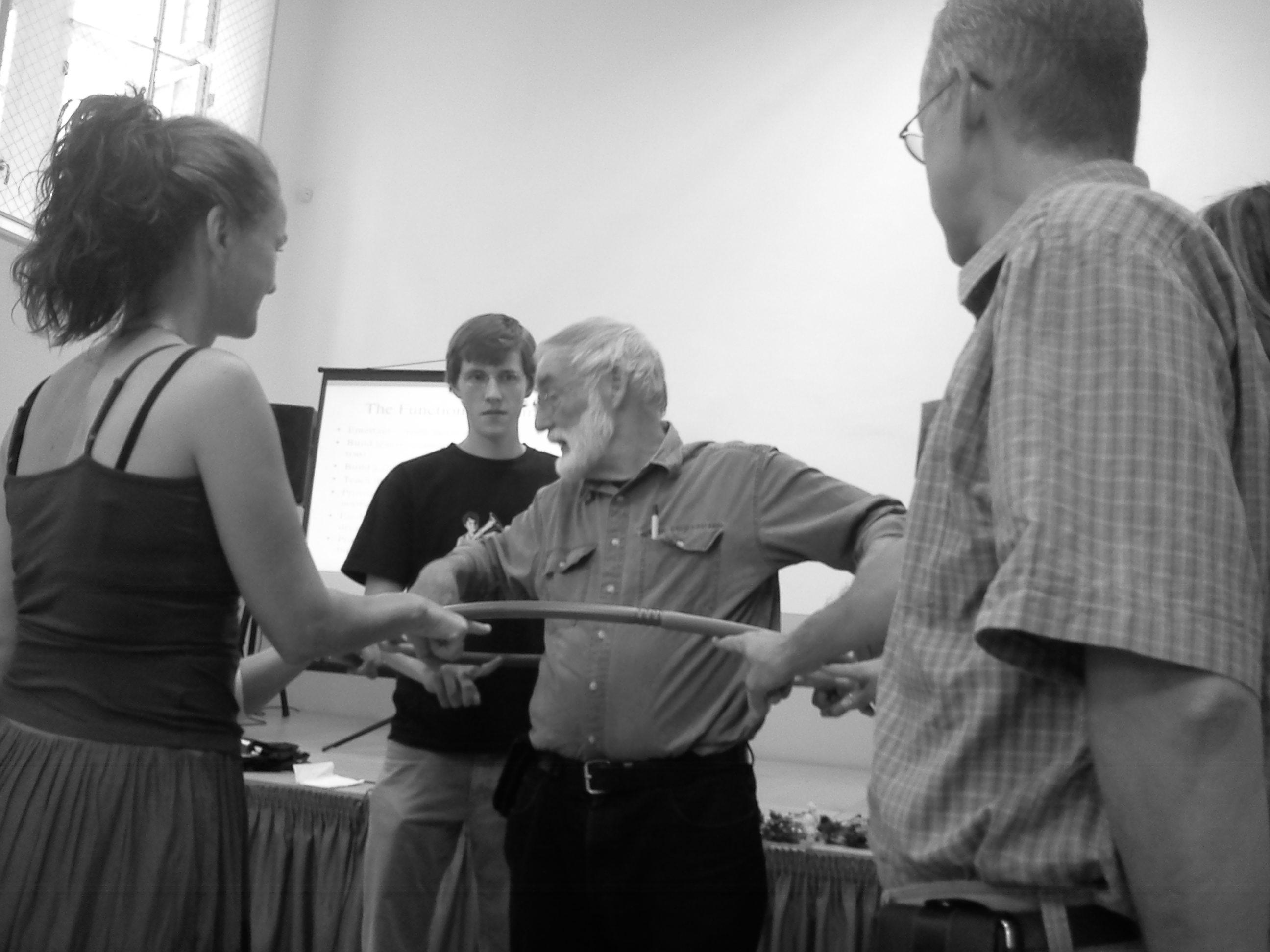 Dennis Meadows, 2011.szept. SoL-JNOH képzés